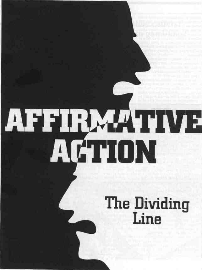 Affirmative Action The Dividing Line By Michael Hawthorne