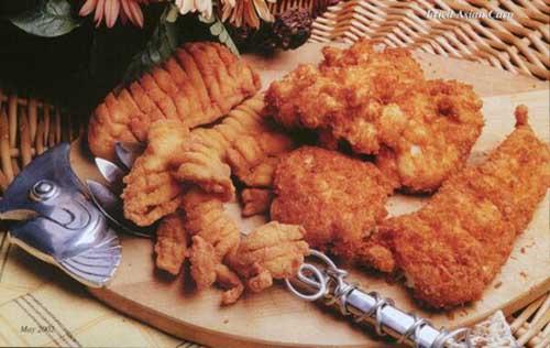 Asian carp recipe