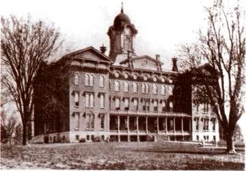 List Of Old Main Buildings